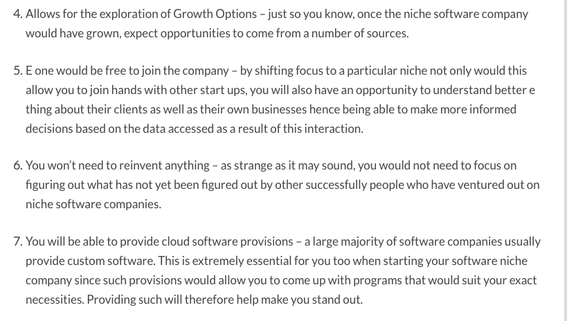 11 reasons to start a software company